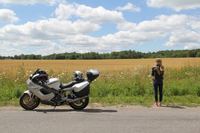 Vermont Motorcycle Insurance Quote